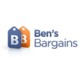 Ben's Bargains logo